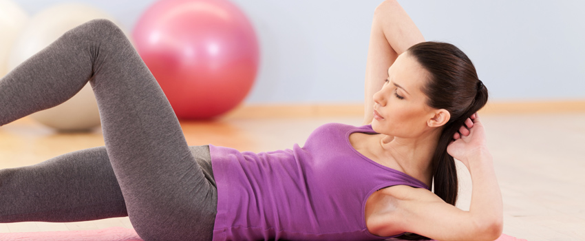 Pilates and sports massage therapy in Berkhamsted
